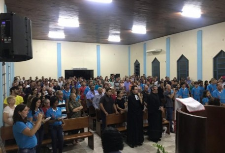Culto ecumênico marca comemoração da Reforma em Ministro Andreazza/RO
