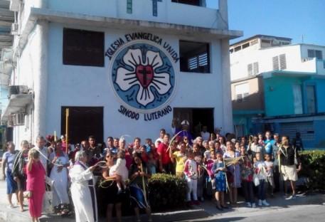 Novo membro da FLM: Igreja Evangélica Unida em Cuba Sínodo Luterano