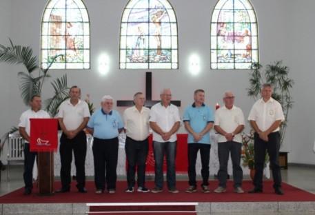 Coordenação Sinodal da LELUT é instalada no Sínodo Norte Catarinense