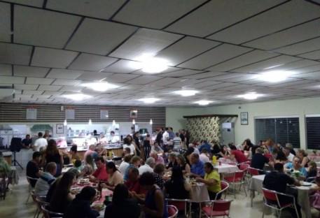 5º Jantar de Massas Luterano de Palmas/TO