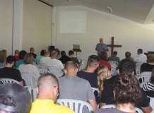 FLT inicia o semestre com o tema do Sacerdócio Geral