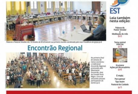 Jornal Sinos da Comunhão - Ano 21 - Nº. 215 - Abril 2019