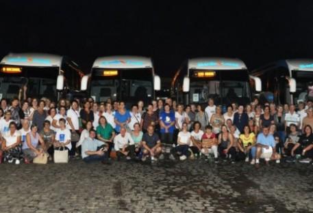 Mulheres do Sínodo Centro-Campanha Sul participaram de encontro em Blumenau/SC
