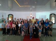 Encerramento do Curso Trilha 08 - Comunidade Ilha da Figueira - Jaraguá do Sul/SC
