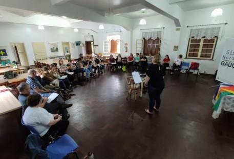 Seminário de Diaconia sobre Pessoa Idosa no Sínodo Nordeste Gaúcho