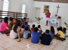 Culto Infantil no bairro Nova Querência - Guaraí/TO