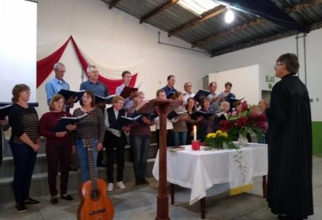 XXII Dia de Corais do Sínodo Sul-Rio-Grandense