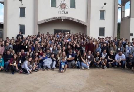 Retiro de Jovens do Sínodo Sul-Rio-Grandense