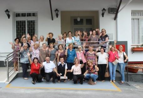Sociedade Evangélica de Senhoras de Blumenau investe em acessibilidade no Elsbeth Koehler