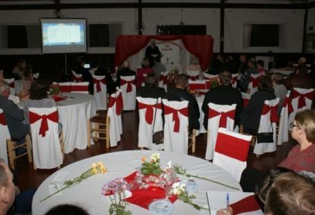 Comunidade de Ernestina sediou o 20º Encontro Paroquial de Casais