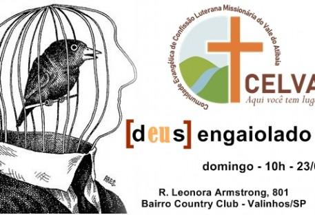 Culto - 2º domingo após Pentecostes