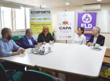 FLD-CAPA assina convênio com Fundação Banco do Brasil (FBB) para apoio a projeto em agroecologia