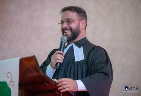 Culto de envio/despedida do P. Marcos Antonio da Silva