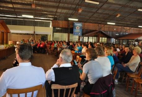 Seminário da Associação OASE Sinodal acontece em Sinimbu/RS