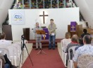 Comunidade de Brasília celebra 50 anos de fundação