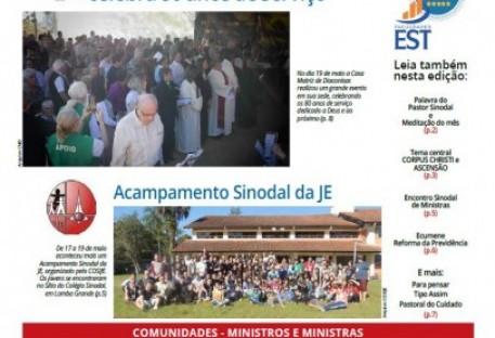 Jornal Sinos da Comunhão - Ano 21 - Nº. 217 - Junho 2019