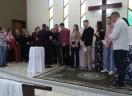 Em Garuva, Cultos Evangelísticos.