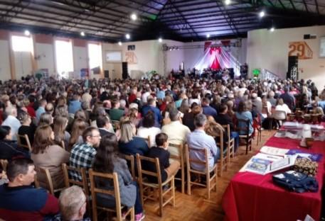 11° Dia Sinodal da Igreja do Sínodo Planalto Rio-Grandense