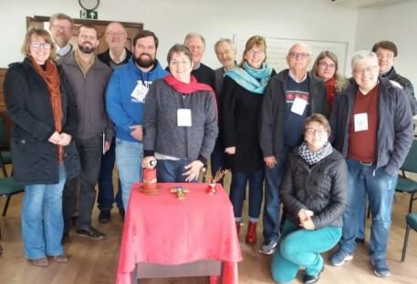 VIII Seminário de Avaliação da Mentoria Espiritual - Curitiba/PR