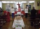 Cosmópolis celebra Pentecostes e lança a VAI e VEM