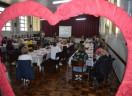 Mulheres de Blumenau Centro realizam encontro com o tema sobre as linguagens do amor