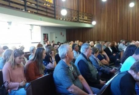 49º aniversário de inauguração da Igreja da Ressurreição e do Centro Social Heliodor Hesse