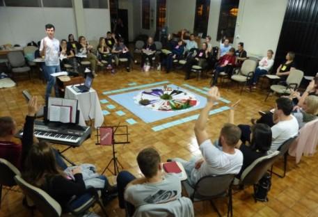 Seminário Comunidades Criativas no Sínodo Vale do Taquari