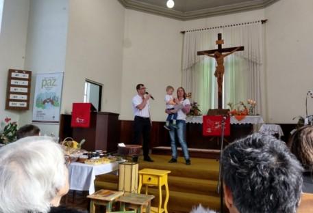 Culto de Ação de Graças - Comunidade de Oxford - São Bento do Sul/SC