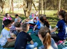 Culto Infantil celebra o Dia do Amigo na Com. Evang. de Linha Andreas - Vera Cruz/RS