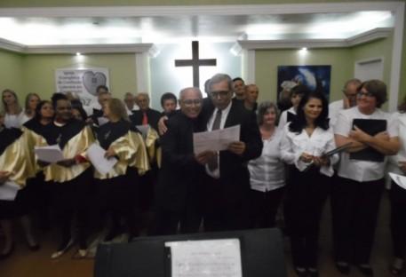 Cosmópolis/SP promove 3º ENCONTRO ECUMÊNICO DE CORAIS