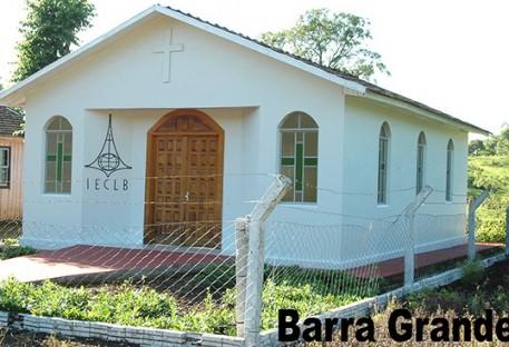 Luteranos e católicos irão compartilhar templo em Palmitos-SC
