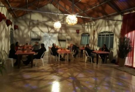 1º Jantar Romântico da Comunidade Monte Alegre