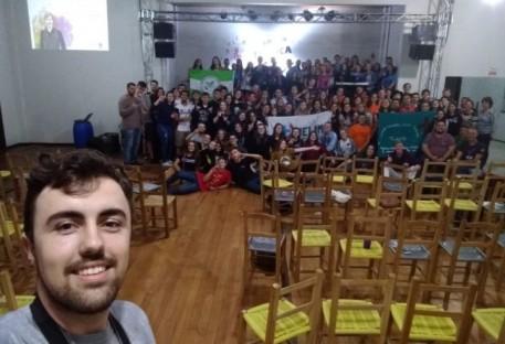 Femuca reúne 130 jovens dos grupos do Sínodo Vale do Itajaí