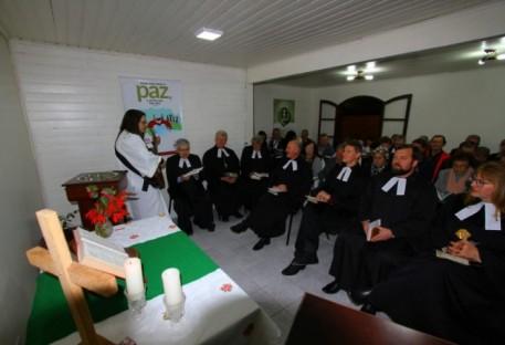Instalação Pastor Dalcido Gaulke no Litoral Paranaense