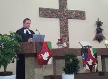 Gratidão na despedida do Pastor Stefan Krambeck