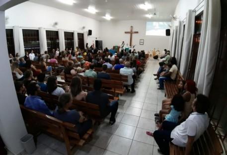 Culto de Oração é celebrado em Cacoal/RO