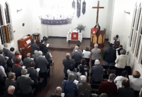 Aniversário da Comunidade Martin Luther em Porto Alegre/RS