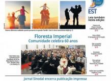 Jornal Sinos da Comunhão - Ano 21 - Nº. 219 - Agosto 2019