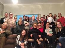Encontro Fraterno do mês da Família na Comunidade de Rio Claro/SP