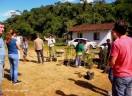 Comunidades Guarani e luterana realizam plantio de árvores nativas em Santa Catarina