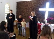 Lideranças e confirmandos celebram Culto em Palmas e Marianópolis do TO