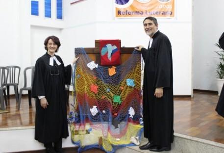 Maringá recebe a Pastora Rosane Pletsch e o Pastor Antônio Ottobelli da Luz