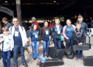 Trombonistas do Sínodo Sudeste participam do VIII Encontro de Coros de Metais da IECLB em Pomerode/SC