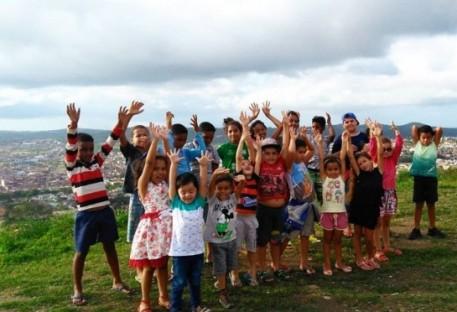 Projeto une crianças, adolescentes e mulheres em atividade socioeducativa - Gravatá/PE
