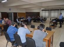 Pastorais do Sínodo Vale do Itajaí discutem agenda conjunta em Rodeio 12