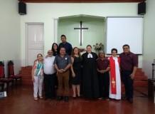 Participação Luterana no Aniversário da Igreja Metodista Piquete/SP