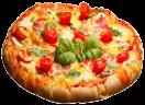 Pizza da Missão - Campanha Vai e Vem