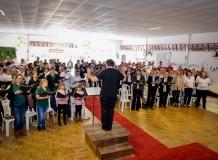 44º Encontro de Coros em Massaranduba/SC