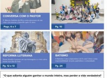 Joinville Luterano. Ano XIX -  Número 114 - Setembro e Outubro 2019