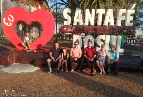 Semana de Atividades em Santa Fé do Sul - SP